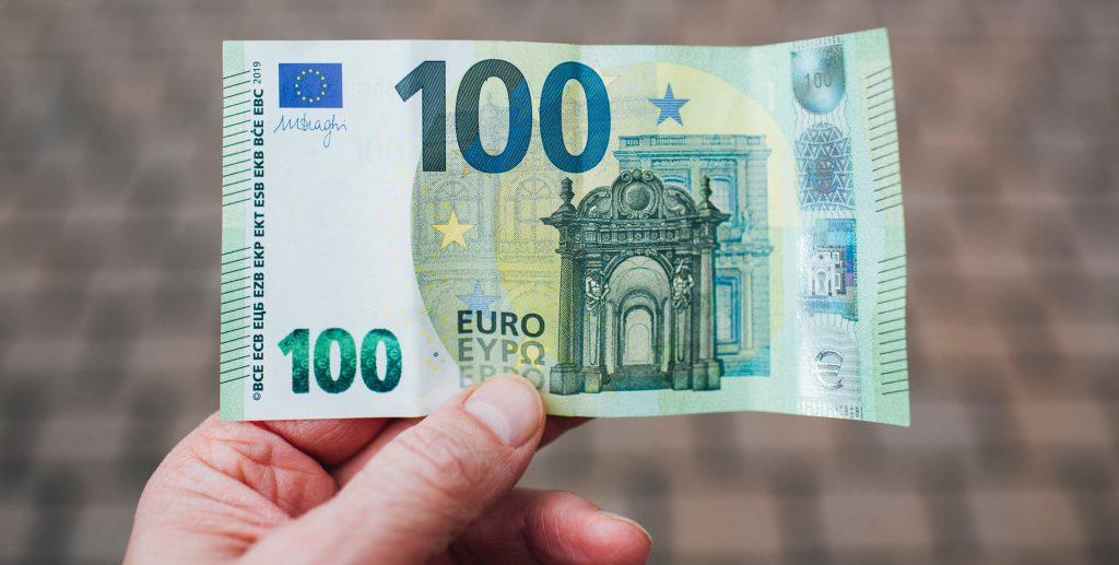 Daytraden met 100 euro