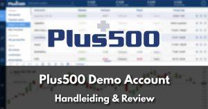 Plus500 Demo Account